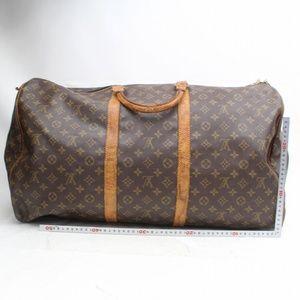 Louis Vuitton KEEPAL 60 travel bag M41422